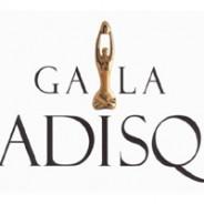 Nomination au Gala de l'ADISQ
